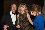 FRED STECK; EMILY STECK;  ANTJE TRAUE,  Venetian Heritage Gala Dinner Dance.  Hotel  Cipriani, Venice. 9 May 2015