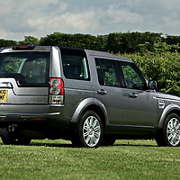 2010 Land Rover Discovery 4, Warwickshire, UK
