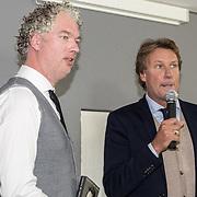 NLD/Lienden20161025 - Boekpresentatie Hans Kraay, schrijver Vincent de Vries en Hans