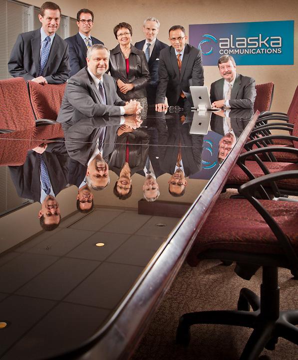 Alaska Communications, Anchorage