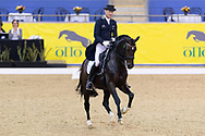 SYDNEY, AUSTRALIA - MAY 03: Brett Parbery rides at The Sydney Concours de Dressage International on May 03, 2019 at The Sydney International Equestrian Centre in NSW, Australia. (Photo by Wendell Teodoro/Speed Media)