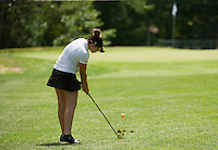 Symetra Tour at Beaver Meadow Golf Course during the Road to the LPGA Tour July 20, 2012.  Karen Bobotas/for the Concord Monitor