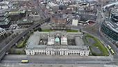 Aerial Photos of Dublin City Centre 3-4-20