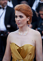 Director Eva Husson at the Girls Of The Sun (Les Filles Du Soleil) gala screening at the 71st Cannes Film Festival, Saturday 12th May 2018, Cannes, France. Photo credit: Doreen Kennedy