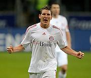Bastian Schweinsteiger of Bayern Munich.
