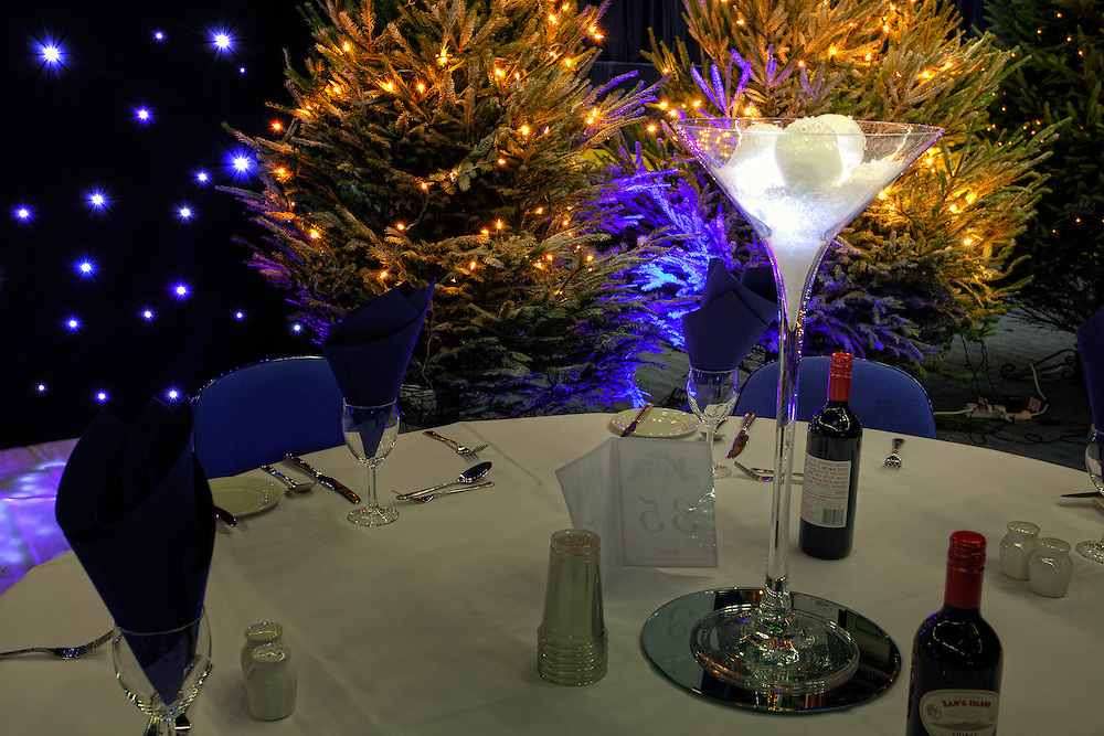 Photographs of the Eon Energy Christmas Party at Trent FM Arena organised by OfficeChristmas