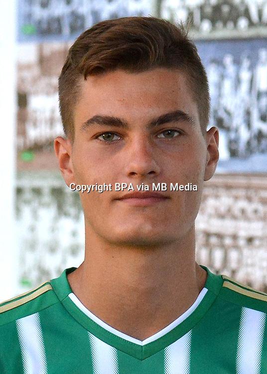 Uefa Euro FRANCE 2016 - <br /> Czech Republic National Team - <br /> Patrik Schick