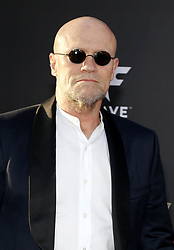 Michael Rooker at the Los Angeles premiere of 'Guardians Of The Galaxy Vol. 2' held at the Dolby Theatre in Hollywood, USA on April 19, 2017.