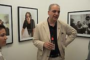 TONY NOURMAND of Reel Art Press, The Verve, photographs by Chris Floyd ... Art Bermondsey Project Space, London. 6 September 2017