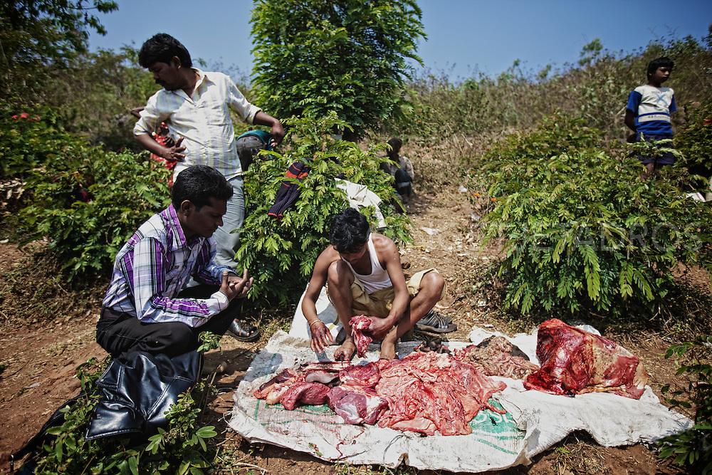 Kundli Market in Orissa | India