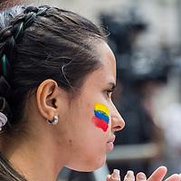 Protestas contra el gobierno de Nicolás Maduro realizadas el 23 de enero de 2019. Protests against the government of Maduro made on January 23, 2019.