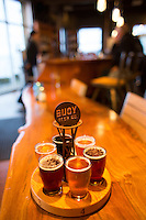 Buoy Brewery in Astoria, Oregon.