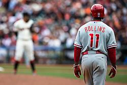 Jimmy Rollins (#11), 2013.