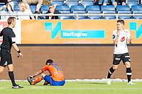 Fotball , 8 Mai 2016 , Tippeligaen , Eliteserien , Aalesund - Sogndal , Mustafa Abdellaoue<br /> <br /> Foto: Marius Simensen, Digitalsport