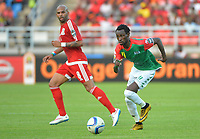 Iban Iyanga Travieso (GUI) vs Beninwende Yann Jonathan Pitroipa (BUR)