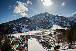 Planica during Ski Flying Hill Team Competition at Day 3 of FIS Ski Jumping World Cup Final 2018, on March 24, 2018 in Planica, Ratece, Slovenia. Photo by Ziga Zupan / Sportida