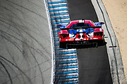 September 21-24, 2017: IMSA Weathertech at Laguna Seca. 66 Ford Chip Ganassi Racing, Ford GT, Dirk Mueller, Joey Hand