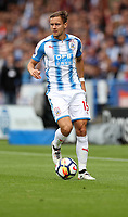 Football - 2017 / 2018 Premier League - Huddersfield Town vs. Newcastle United<br /> <br /> Chris Lowe of Huddersfield Town at The John Smith Stadium.<br /> <br /> COLORSPORT/LYNNE CAMERON