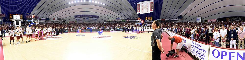 panoramica<br /> Umana Reyer Venezia - Dolomiti Energia Aquila Basket Trento<br /> Lega Basket Serie A 2016/2017<br /> Playoff, finale gara 2<br /> Venezia, 12/06/2017<br /> Foto M.Ceretti / Ciamillo-Castoria