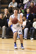 Date:  February/23/10, Group A, Region B Quarter Final Basketball, Madison Mountaineers defeat Buffalo Gap Bison 86-32.  Trey Hensley with 18 (all 3's), Logan Terrell with 16, Jerel Carter with 14, David Falk with 12, Matt Garr with 8, and Travis Warren with 7.