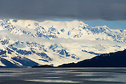 Chugach Mountains and College Fjord, Prince William Sound, Alaska.
