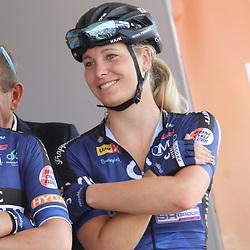 03-09-2017: Wielrennen: Boels Ladies Tour: Sittard: Ilona Hoeksma