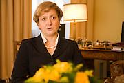 30.01.2008 Warszawa Anna Fotyga chief of Polish President Lech Kaczynski Office ,former minister of foreign affairs, photo Piotr Gesicki