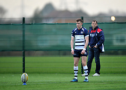 Nathan Chamberlain - SGS College of Bristol Academy U18 - Mandatory by-line: Paul Knight/JMP - 07/01/2017 - RUGBY - SGS Wise Campus - Bristol, England - Bristol Academy U18 v Exeter Chiefs U18 - Premiership U18 League