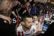 Openjobmetis Pallacanestro Varese - Vanoli Cremona<br /> Lega Basket Serie A 2016/2017<br /> Varese 30/04/2017<br /> Foto Ciamillo-Castoria