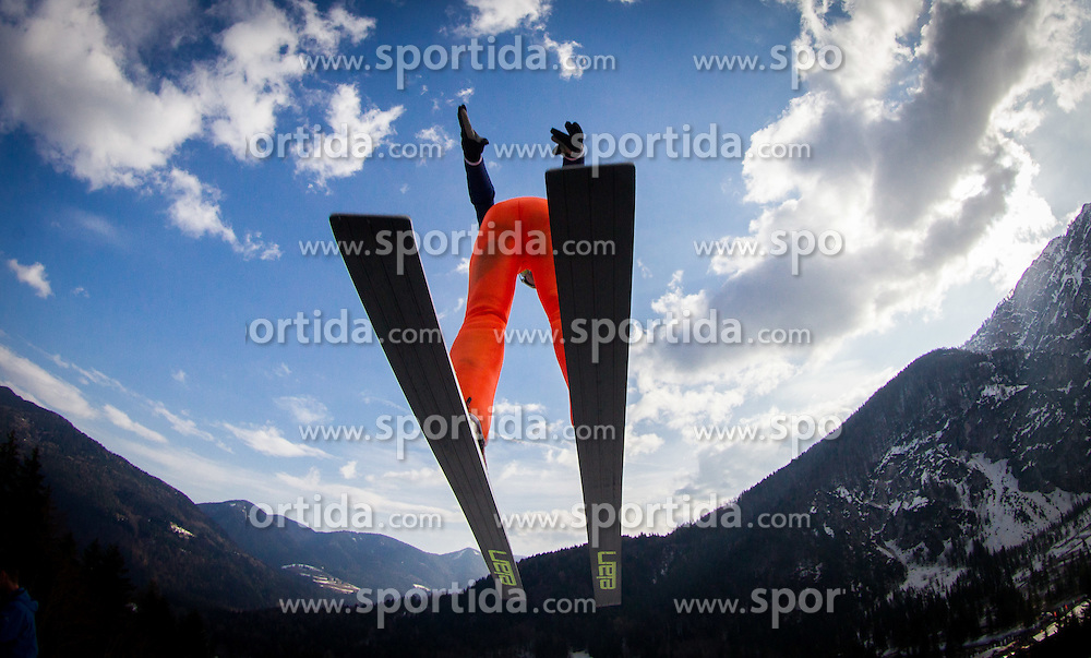 RUPPRECHT Anna of Germany during Ladies Large Hill Individual Competition at 3rd day of FIS Ski Jumping World Cup Finals Planica 2014, on March 22, 2014 in Planica, Slovenia. Photo by Vid Ponikvar / Sportida
