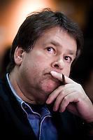 Nederland. Amsterdam, 6 oktober 2007.<br /> PvdA Congres in de RAI. Jacques Tichelaar, fractievoorzitter Tweede Kamer.<br /> Foto Martijn Beekman <br /> NIET VOOR TROUW, AD, TELEGRAAF, NRC EN HET PAROOL