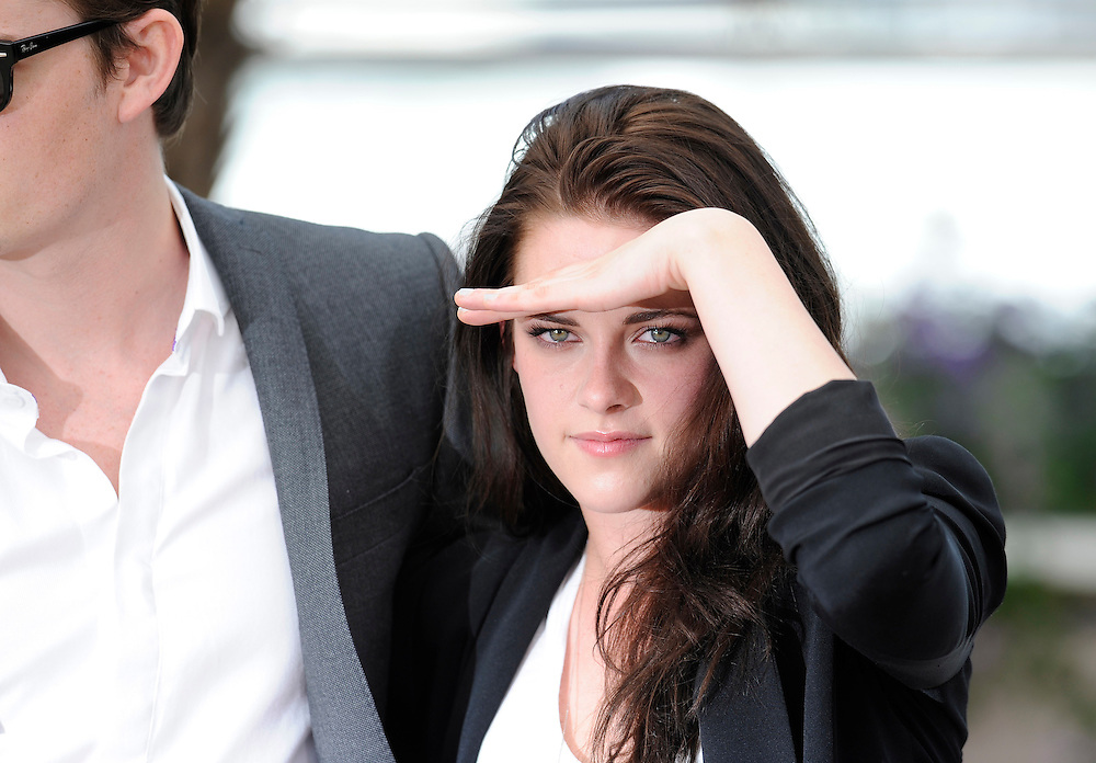 Actresses Kristen Stewart  during the 65th Annual Cannes Film Festival at Palais des Festivals on May 23, 2012 in Cannes, France..Photo Ki Price.