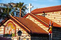 Piraeus, Greece. Church.