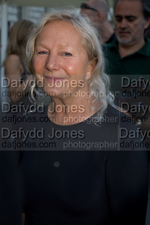 AGNES B, agns b. presents Piazza di Spagna, an art installation by British director Mike Figgis and  Italian photographer Massimo Vitali. Somerset House. London. 30 July 2008 *** Local Caption *** -DO NOT ARCHIVE-© Copyright Photograph by Dafydd Jones. 248 Clapham Rd. London SW9 0PZ. Tel 0207 820 0771. www.dafjones.com.
