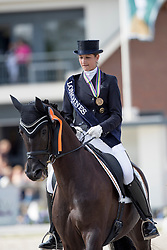 Wolf Stefanie, GER, Saphira Royal<br /> Final 7 years of age<br /> World Championship Young Dressage Horses <br /> Ermelo 2016<br /> © Hippo Foto - Dirk Caremans<br /> 31/07/16
