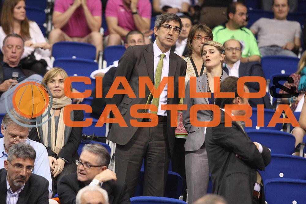 DESCRIZIONE : Berlino Eurolega 2008-09 Final Four Finale Panathinaikos Atene CSKA Mosca <br /> GIOCATORE : Kristen Haack Jordi Bertomeu<br /> SQUADRA : <br /> EVENTO : Eurolega 2008-2009 <br /> GARA : Panathinaikos Atene CSKA Mosca <br /> DATA : 03/05/2009 <br /> CATEGORIA : ritratto<br /> SPORT : Pallacanestro <br /> AUTORE : Agenzia Ciamillo-Castoria/G.Ciamillo