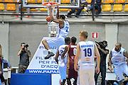 Tremmell Darden<br /> Red October Cantu' Umana Reyer Venezia<br /> Basket serie A 2016/2017<br /> Milano 03/10/2016<br /> Foto Ciamillo-Castoria