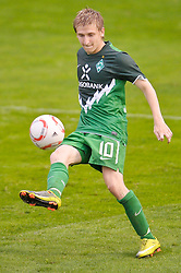 03.08.2010, Thermenbad Stadion, Bad Waltersdorf, AUT, Werder Bremen vs FK Rad Belgrad, Friendly Match  1. FBL 2010  im Bild Marko Marin ( Werder #10 )    EXPA Pictures © 2010, PhotoCredit: EXPA/ nph/  Kokenge+++++ ATTENTION - OUT OF GER +++++ / SPORTIDA PHOTO AGENCY