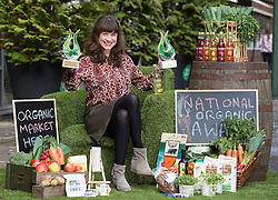 Repro Free: 14/10/2014 The Best Processed Product Award and the Innovation Award went to SynerChi Kombucha, SynerChi Live Kombucha Original Sencha Tea Donegal and was presented to Brewmaster Laura Murphy from Gweedore, Co Donegal at the National Organic Awards held in Bord Bia's Dublin headquarters. Over 80 industry representatives gathered for the event which rewards quality and excellence within the Irish organic sector across categories including direct selling, innovation and export.  Picture Andres Poveda