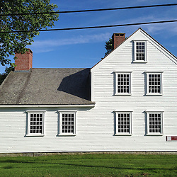 John Perkins House, Castine, Maine, US