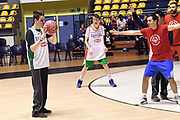 Nazionale Italiana Maschile Senior - Allenamento con i ragazzi di Special Olympics<br /> FIP 2017<br /> Torino, 21/11/2017<br /> Foto M.Ceretti / Ciamillo-Castoria