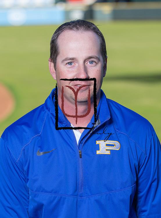 Pflugerville head baseball coach, Dale Waggoner  (LOURDES M SHOAF for Pflugerville Pflag - lulyphoto.com)
