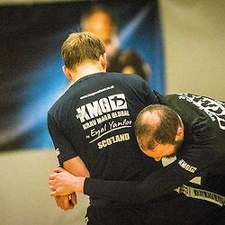 IKMS Krav Maga Global grading, Stirling 26/3/2016.