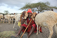 Maasai Village, Lake Natron, Tanzania, Feb 2015