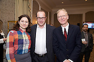 17/12/2015<br /> 17 December 2015<br /> Pictured at The Ireland - U.S. Council Holiday Season Member - Guest Reception at the InterContinental Hotel, Dublin were (L-R):<br /> Sanja Cigic, InSource Recruitment;<br /> Dan Feaheny <br /> and Andy Ruane, The Irish Channel America.