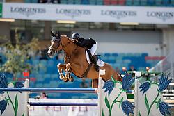 Goldstein Danielle, ISR, Lizziemary<br /> FEI European Jumping Championships - Goteborg 2017 <br /> © Hippo Foto - Dirk Caremans