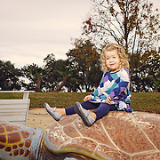 Images from a Daniel Island portrait session with the McGarty family.