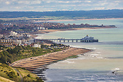 Eastbourne, South Downs, East Sussex, England, UK