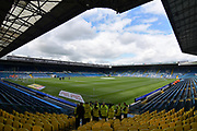 Ellend Road football ground before the EFL Sky Bet Championship match between Leeds United and Preston North End at Elland Road, Leeds, England on 12 August 2017. Photo by Ian Lyall.