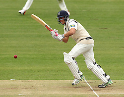 Middlesex's Neil Dexter bats - Photo mandatory by-line: Robbie Stephenson/JMP - Mobile: 07966 386802 - 03/05/2015 - SPORT - Football - London - Lords  - Middlesex CCC v Durham CCC - County Championship Division One